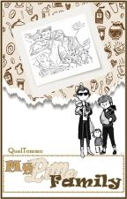 Our Small Family - (L.S Mpreg) Book 2 by QuelTommo