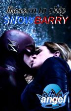 Reason To Ship Snowbarry by angel-paralyzed-red