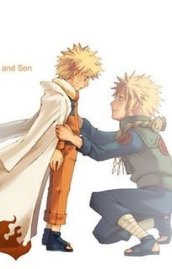 Fourth Hokage and Son