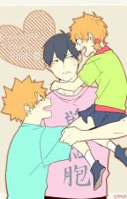 ¡ Juguemos a ser Familia ! » KageHina One Short « by 3Dollars_