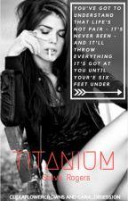 Titanium   ⇝   Steve Rogers by ClexaFlowerCrowns