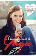 Las Confesiones De Yuya by brenda_garcia4