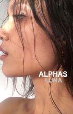 ALPHA'S LUNA  by queennc3193