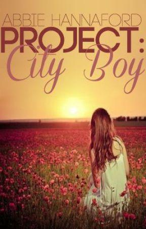 Project: City Girl [REWRITE] by DiamondNights