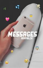 Messages by roryblck
