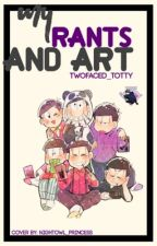 My Rant & Art book by twofaced_totty