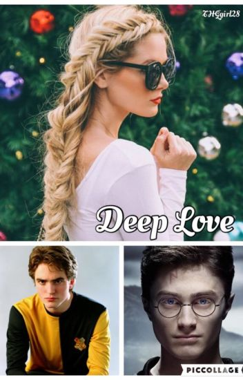 Deep Love~Harry Potter/Cedric Diggory Love Story