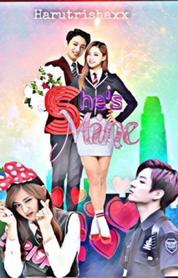 She's Mine(Fanfiction Jungkook x tzuyu)