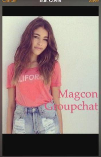 Magcon Groupchat
