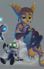 Ratchet X Reader  by Adenium_Galaxy