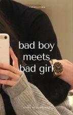 Bad Boy Meets Bad Girl [COMPLETED] by iamtriciiaa