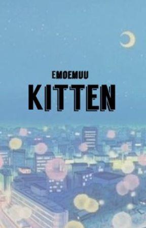 Kitten (Kaihun) by emoEmuu