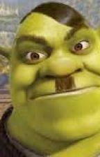 Shrek X Hitler by FosterAardvark