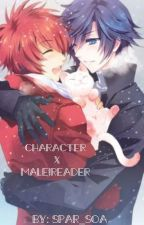 Character X Male!Reader [Requests Closed] by SPAR_SOA