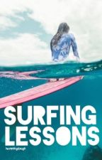 surfing lessons - lh by hemmingslaugh