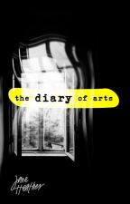 «the diary of arts» by JaneHeather