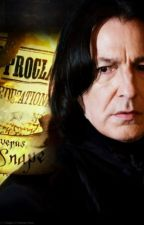 Severus Snape X Student!Reader by VampireMinded