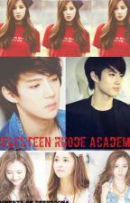 Celesteen Rhode Academy ( secret circle ) by DeerYoona_