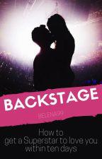 Backstage (wird KOMPLETT NEU überarbeitet) by Belena99