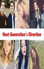 Next Generation's Direction Tome 2 by sharonCKN
