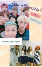 Love or Friendship ? BTS × MAMAMOO by AlexxandraJeon