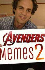 Avenger Memes 2 by BookNerd2410