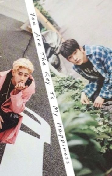 HIATUS// You Are The KEY To My HAPPINESS (markjin)