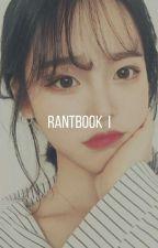 Rantbook !! by owatatsumi