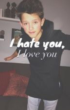 ♥︎ I hate you I love you ♥︎ || Jacob Sartorius Fan Fiction by DeHaanDaisy