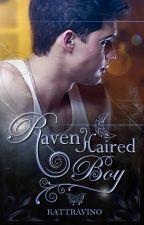 Raven Haired Boy ✔ by Kattravino