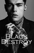 Black Destroy  by bee003