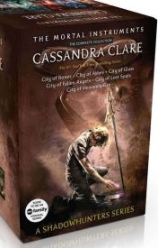 The Mortal Instruments Complete Book Series PDF Epub Free Download by booksinpdf