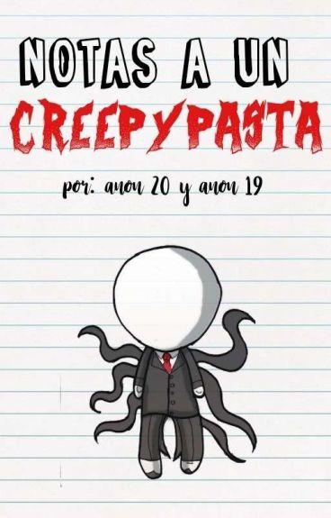 Notas a un Creepypasta.
