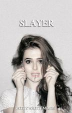 Slayer ➸ Teen Wolf by wittywhittemore