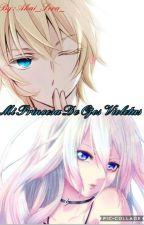 Mikaela Hyakuya x Lectora: Mi Princesa De Ojos Violetas~ by Akai_Sora_