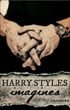 Harry Styles imagines. by Ciushii