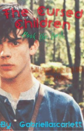 The Cursed Children: Albus Severus Potter  by Gabrielle_Scarlett