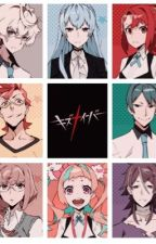 Kiznaiver (Various X reader) (requests are closed for now!) by Rabbit_Crazy156