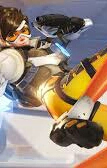 Overwatch     Tracer x Male Reader