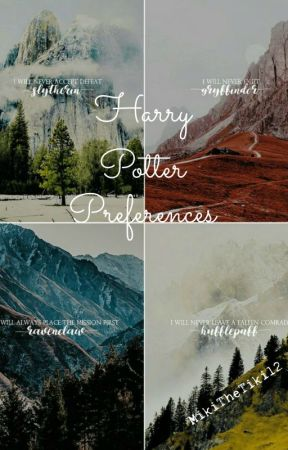 Harry Potter Preferences - XL  How You Hug - Wattpad