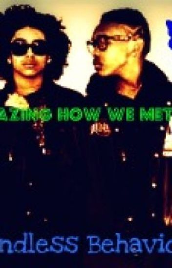 Amazing how we met (MB Love Story)