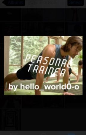 My Personal Trainer (Jared Padalecki Fanfic)  by hello_world0-o