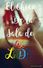 El Chico De La Sala De Al Lado [Shaylor] by A-Dream-Reals