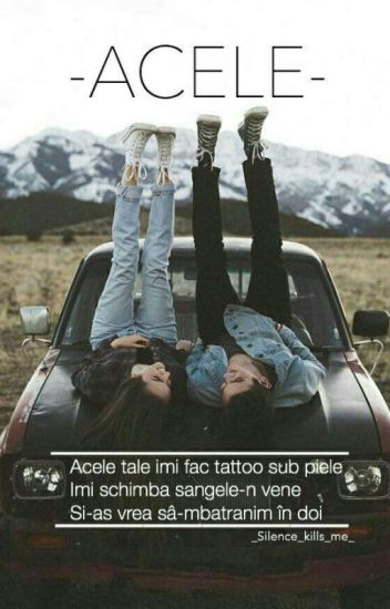Acele (#Wattys2017)