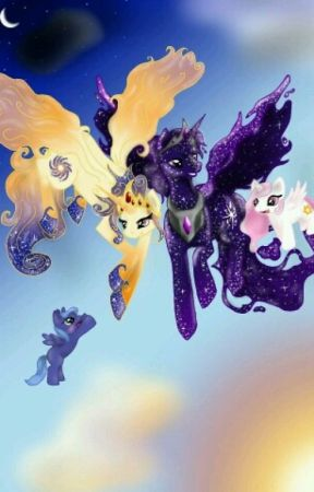 All About Celestia And Luna And Their Family by torigirl12