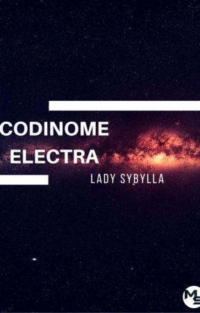 Codinome Electra by sybyllla