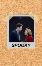 Spooky // The X-Files & Band AU by succulentmulder