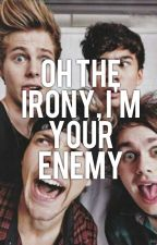 Oh the irony, I'm your enemy /cz/ by HeyNobodyImportant