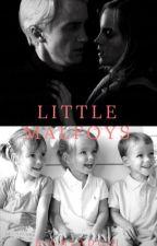 Little Malfoys by bigheadcai