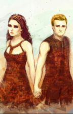 Katniss a Peeta- Co kdyby se zrušily čtvrtohry by KatyJaja